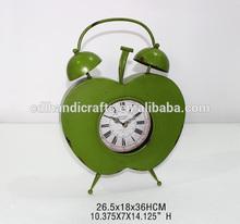 Apple Shaped Funny Desk Clocks