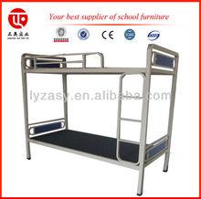 modern design metal hostel furniture/school bunk bed