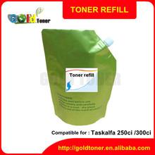 Taskalfa 250ci 300ci color copier toner powder for Kyocera