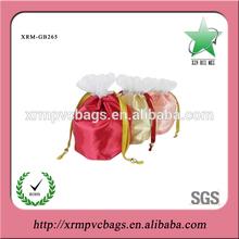 Pretty and smart gift satin bag