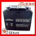 Batteria 12v 40ah/rottami batteria/valvola ha regolato la batteria al piombo