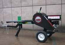 34T good price and quality 3s cycle time mechanical log splitter