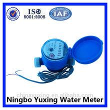 Single Jet Dry Type( Remote Reading) water flow meter adjustable