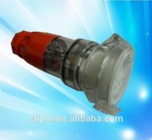 Australia wide varieties extension socket 4pin 32A industrial Socket adapter