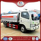DFAC 4x2 fuel tank truck and above 5000L fuel tanker trailer