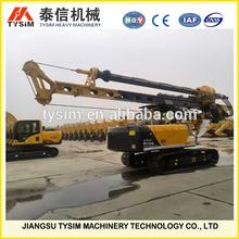crawler piling machine, Small diameter Crawler piling machine, KR80A Hydraulic rotary Drilling Rig