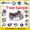 Free sample wholesale motorcycle spare parts from china
