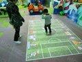 Richtech interactive floor kid jogos da versão lite para a educação, publicidade, supermercado