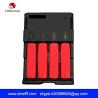 16650, 17670, 18490, 17500, 17335, 16340(RCR123), 14500, 10440 18650 charger for battery charger