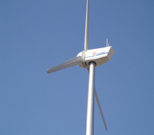 Low rotation speed low RPM 60KW wind generator for wind power system