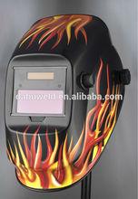 new painting/decal welding mask welding helmet for TIG MIG MMA machine