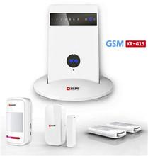 Personal alarm telephone APP remote control SMS/phone alert (KR-G15)