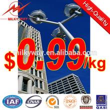 newest design commercial street lamp post manufacturer