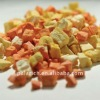Freeze Dried vegetable and fruit dices