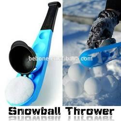snowball thrower/ child plastic toy/plastic snowball maker