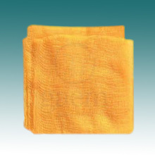 """Tack Cloth For Pre-paint Cleaning Yellow - Cotton Gauze 18"""" x 36"""" 1pcs/Pack"""