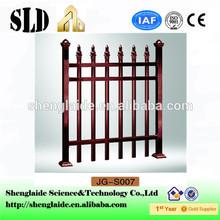 Types Of Fences For Homes ISO9001 JG-S007 manufacturer
