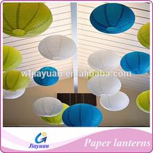 Round paper lantern,Round ball paper lantern,Party lanterns for party decoration