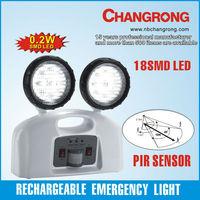 microwave sensor plastic ceilinge emergency sensor light