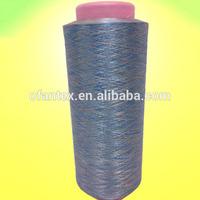 polyester textured yarn / spun dyed yarn / space dyed yarn