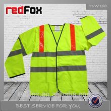 traffic safety reflective vest / motorcycle reflecting vest
