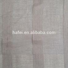polyester horizonal stripe curtain curtain rosettes
