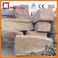 Hubei Sanxia Stone Sanxia red granite natural block