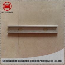 stamping bending both sides of galvanized steel part