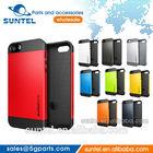 Popular SPIGEN SGP Case Slim Armor Case For iPhone 5 5S 4 4S Luxury Hard Back Phone Cover Cases