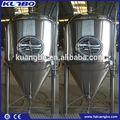 Industrial cónica ss304 fermentador de cerveza/fermentadora