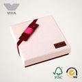 Caliente venta caja de papel de empaquetado del regalo de boda, Caja de regalo de lujo