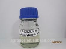 Professionally produce Lambda-cyhalothrin 96%TC,2.5%,5%EC,10%WP