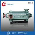 tipo d de varias etapas de energía eléctrica de alta presión bombas centrífugas de agua fabricante