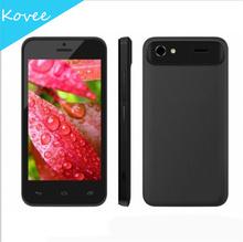 "4"" MTK6572 Dual Core 512M RAM+4G ROM Dual SIM 3G Cheap Android phone W101"