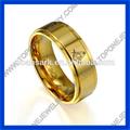 china fornecedor freemasons açoinoxidável ouro atacado maçônica anéis de casamento