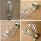 Free shipping Vintage ST64 Edison bulbs 40W