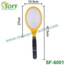SF-6001AA battery powered mosquito racket with CE & RoHS