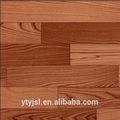 aspecto de madera de pvc laminado pisodeplástico hecho en china