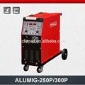 China heißer verkauf puls MIG/MAG-Schweißen maschine alumig- 250p/300p