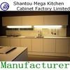 MK017 White Simple Modern Kitchen furniture