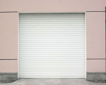 2014 New type Commercial Shop crystal roll gate,pc crystal door