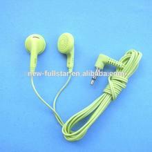 colorfull earphone/ fashionable design earphone SF-120