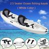 2+1 family ocean kayak / plastic kayak / kayak factory