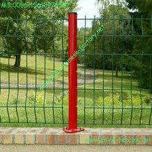 Cheap plastic/pvc metal little garden fence