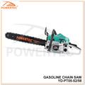 POWERTEC 52ccgasoline chain saw, Wood cutter chainsaw