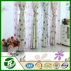Insulated polyester 100% blackout living room curtain drapery