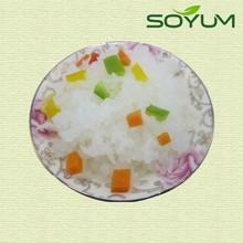 certificated slimming food 100% pure konjac rice