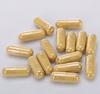Nutritional supplements OEM Natural Bee Pollen Gelatin Capsules