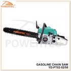 POWERTEC 2.6kw popular 5800 chain saw, gasoline chain saw,58cc gasoline saw