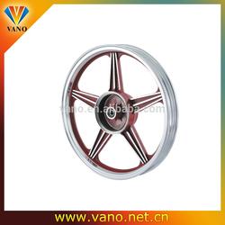 Hyper Silver Wheel Paint 250cc Super Boomerang 3wheel Cruiser drum Brake Motorcycle Wheel